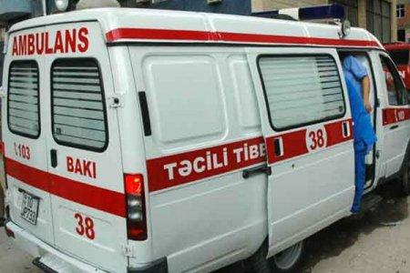 66 yaşlı qadın ehtiyatsızlıqdan yanaraq ölüb