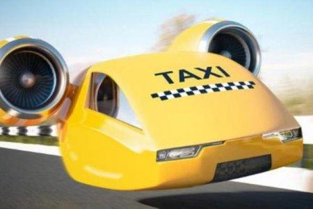 Bu ölkə uçan taksi xidmətinə keçir