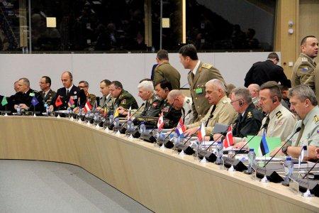 Azərbaycan Silahlı Qüvvələrinin Baş Qərargah rəisi NATO-nun toplantısında iştirak edib