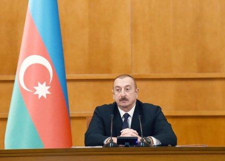 Prezident İlham Əliyev: Münaqişəni sülh yolu ilə həll etmək üçün həm siyasi, həm iqtisadi, həm hərbi güc olmalıdır
