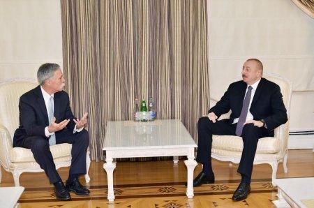 Prezident İlham Əliyev: Formula 1 həm Azərbaycanın dünyada təqdimatı, həm də iqtisadi mənfəət baxımından böyük əhəmiyyət daşıyır
