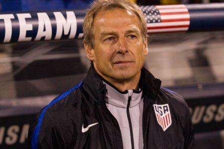 ABŞ Futbol Federasiyası Yurgen Klinsmana 3,3 milyon dollar təzminat ödəyib