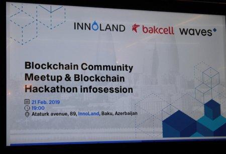 Bakcell və INNOLAND Azərbaycanın ilk blokçeyn hackathon yarışmasını elan edir