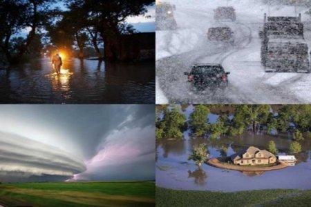 Alimlərdən ŞOK İDDİA: İqlim dəyişmələrinin səbəbi...
