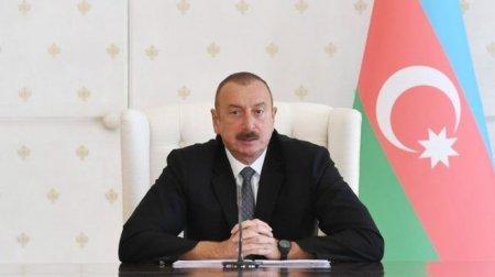 Prezident hərbi qulluqçuları təltif etdi - SİYAHI