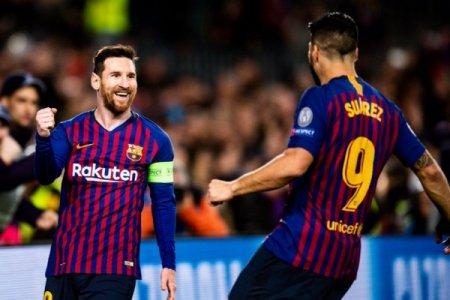 """""""Barselona""""nın futbolçuları """"Olimpik Lion""""un qapısına 5 qol vurublar"""