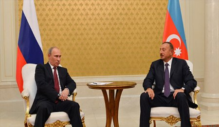 İlham Əliyev və Vladimir Putin Vyana görüşünü müzakirə ediblər