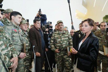 Birinci vitse-prezident Mehriban Əliyeva: Qarabağın hər bir kəndində, hər bir şəhərində Azərbaycan bayrağı dalğalanacaq