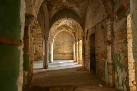 Bakının mərkəzində qədim MƏSCİD AŞKARLANDI