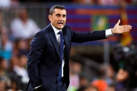 """""""Barselona""""nın baş məşqçisi: """"Biz onlardan qorxmuruq"""""""