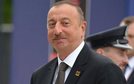 """Prezident İlham Əliyev Pekində 2-ci """"Bir kəmər, bir yol"""" Forumunda iştirak edir"""