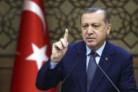 """Ərdoğan: """"Qarabağda, Suriyada, Arakanda olan qırğınlar soyqırımı deyilmi?"""""""