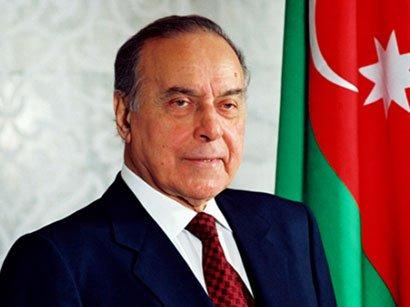 Azərbaycanın ümummilli lideri Heydər Əliyevin anadan olmasının 96-cı ildönümüdür