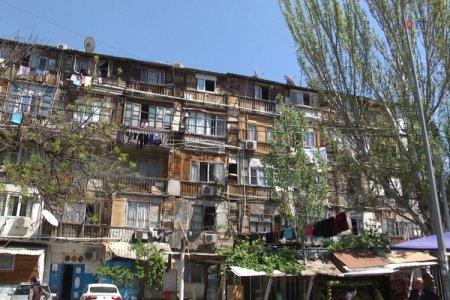Mehriban Əliyevanın baş çəkdiyi məcburi köçkün yataqxanasından REPORTAJ