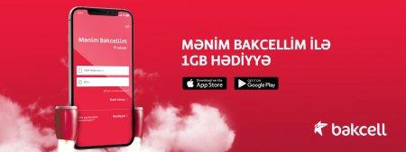 """""""Bakcell""""in pulsuz 4G internet kampaniyası oktyabr ayına kimi davam edəcək"""