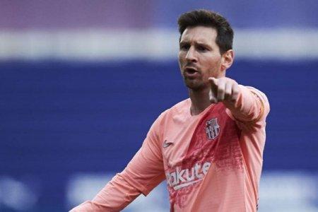 Messi rekordu təkrarlayıb və Mbappedən uzaqlaşıb