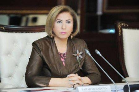 """""""Yoxdan bir dövlət yaradan insanları unutmamalıyıq"""" - Bahar Muradova"""