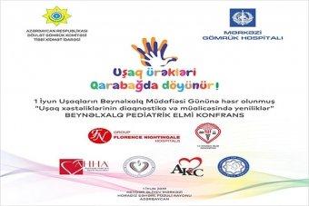 Cocuq Mərcanlı və Horadizdə humanitar aksiyaya başlandı