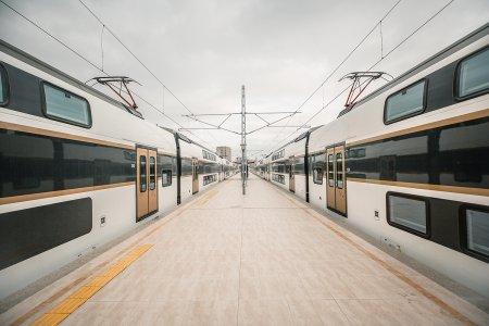 Bakı-Sabunçu-Bakı marşrutu üzrə elektrik qatarı təyin edildi