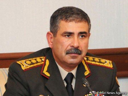 Zakir Həsənov: Ordumuz ən müasir silahlarla təmin edilib