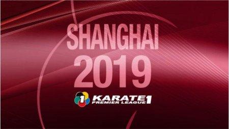 Karateçilərimiz Şanxayda Karate1 Premyer Liqa turnirində 2 medal qazanıblar