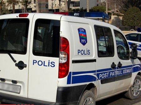 Bakıda polis əməliyyat keçirdi, külli miqdarda narkotik daşıyan maşın saxlanıldı