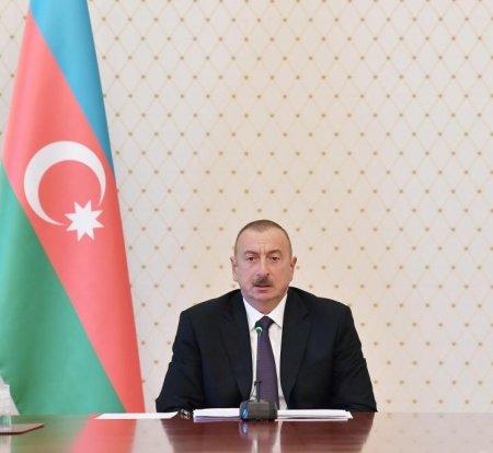Azərbaycan Prezidenti: Biz süni qiymət artımına yol verə bilmərik