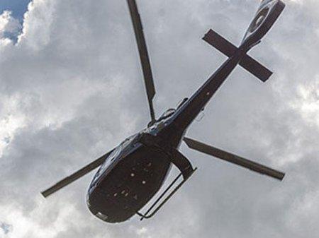Ficidə helikopter qəzaya uğrayıb, 3 nəfər ölüb