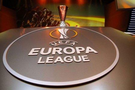 UEFA Avropa Liqasında play-off mərhələsinin iştirakçıları məlum olub