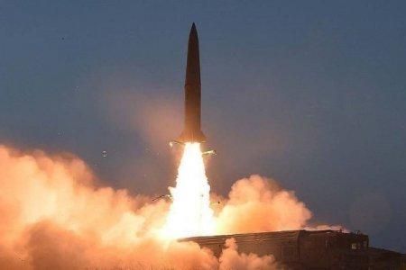 Şimali Koreya tərəfindən buraxılan raketlər Yaponiyaya məxsus iqtisadi zonaya çatmayıb