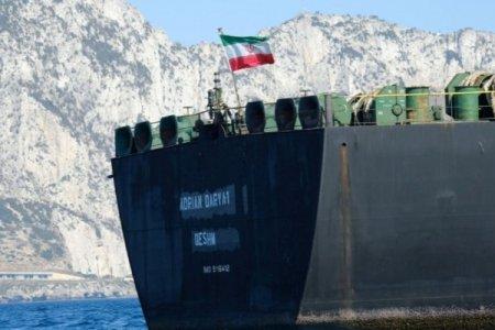 Böyük Britaniya İran gəmisini azad etdi - ABŞ-ın xahişini nəzərə almadı