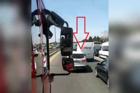 Avropada görməyə öyrəşdiyimiz mənzərə Bakıda: sürücülərimizdən nümunəvi addım!
