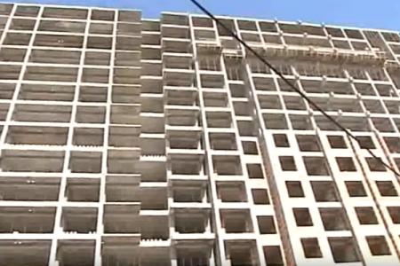 Bakıda qəzalı vəziyyətdə olan binalar sökülür - Pilot layihələr çərçivəsində yeni binalar tikilir