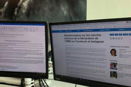 """""""Facebook"""" və """"Instagram"""" vaksinlər haqqında dürüst informasiya yayacaq"""