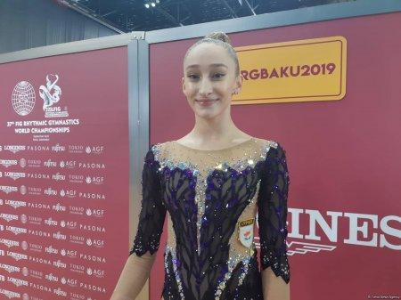 Kiprli gimnast: Bura cənnətdir
