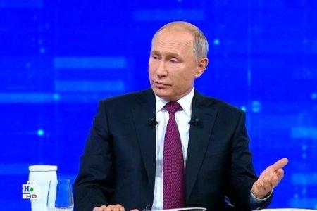 Putindən Suriya açıqlaması: Bunu bacardıq!