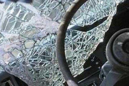 Sumqayıtda avtomobil qəzasında 3 nəfər ölüb