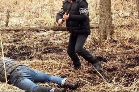 Meşədə kütləvi dava: 3 nəfər baltalandı, 1 nəfər bıçaqlandı - Təfərrüat