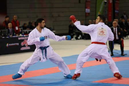 Karateçilərimiz Premyer Liqa turnirində 2 medal qazanıb