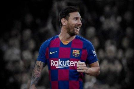 Messi yeni rekord müəyyənləşdirib