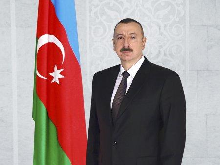 Prezident İlham Əliyevin rəsmi