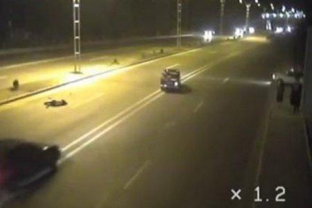 Xətai rayonunda azyaşlını vurub hadisə yerindən qaçan sürücü saxlanılıb