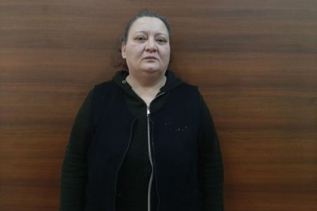 İrandan Azərbaycana daxili orqanlarında narkotik keçirən qadın saxlanılıb