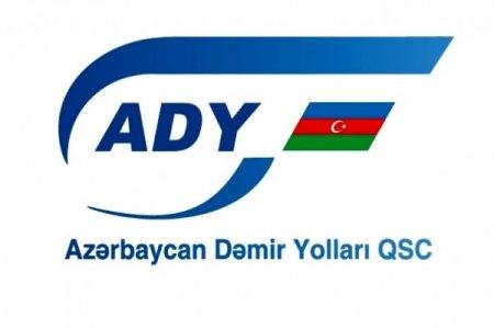 """""""Azərbaycan Dəmir Yolları"""" QSC gücləndirilmiş iş rejiminə keçir"""