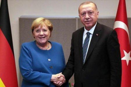Merkel və Ərdoğan arasında gözlənilməz təmas – Kritik açıqlama