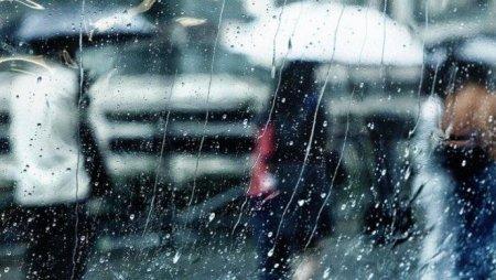 Bakıya yağış, bəzi rayonlara qar yağacaq