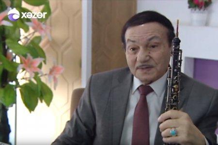 Xalq artisti Kamil Cəlilovun doğum günüdür - VİDEO