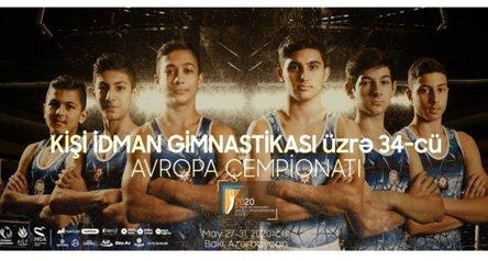 Azərbaycan ilk dəfə olaraq kişi idman gimnastikası üzrə Avropa çempionatına ev sahibliyi edəcək