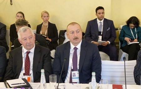 Prezident İlham Əliyev: Azərbaycan çox sabit neft təchizatçısı olaraq qalır