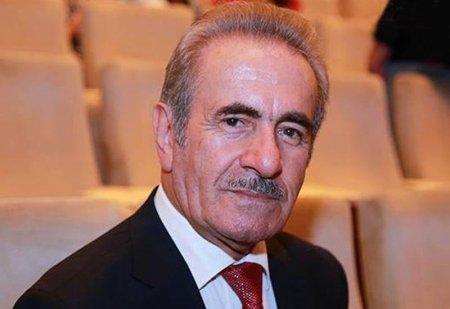 """Canəli Əkbərova 1-ci dərəcəli """"Əmək"""" ordeni verildi"""